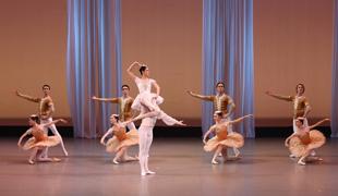 バレエギャラリーのイメージ